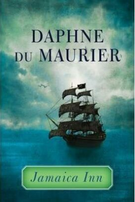My stack of books fromDaunt Books, I am currently reading Jamaica Inn by Daphne Du Maurier
