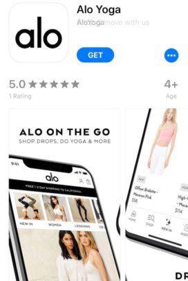 Alo Yoga App