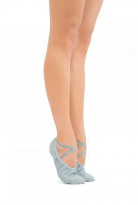 Soft ballet dance shoes