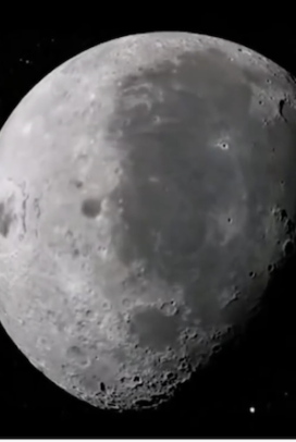 This very soothing educational video about the moon my daughter is obsessed with