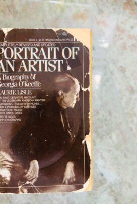 Portrait of An Artist: A Biography Of Georgia O'Keefe