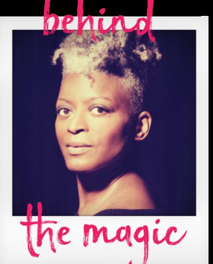 Behind the magic