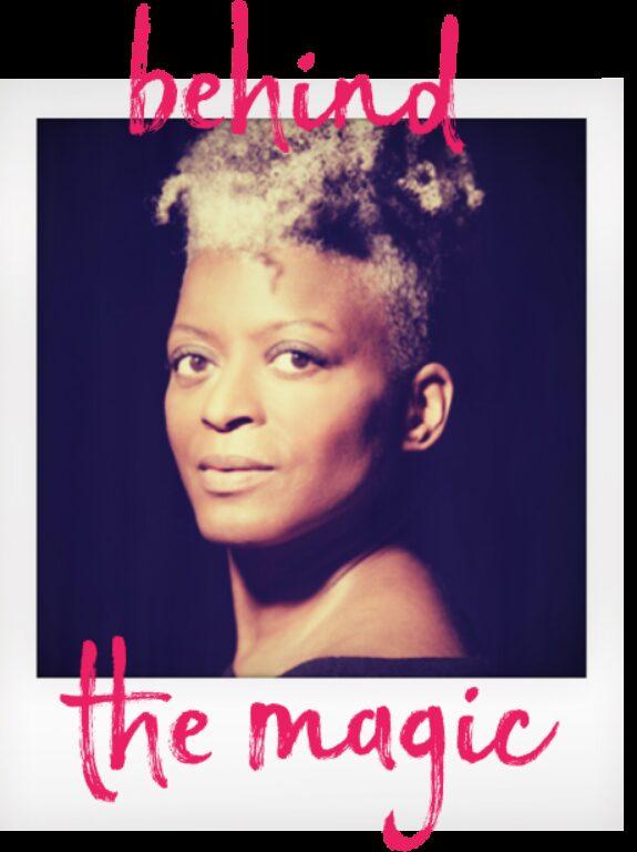 Behind the Magic - Rashunda Tramble on Violet Book Online (en-GB)