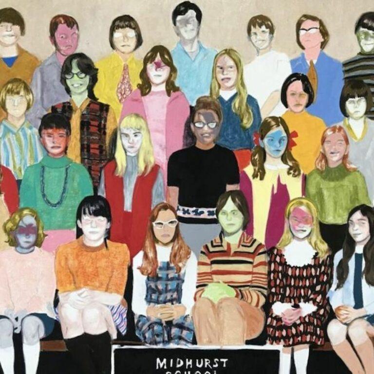 The Isolation Interviews - Mercedes Helnwein on Violet Book Online (en-GB)