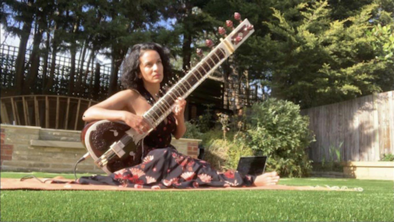 The Isolation Interviews - Anoushka Shankar on Violet Book Online (en-GB)