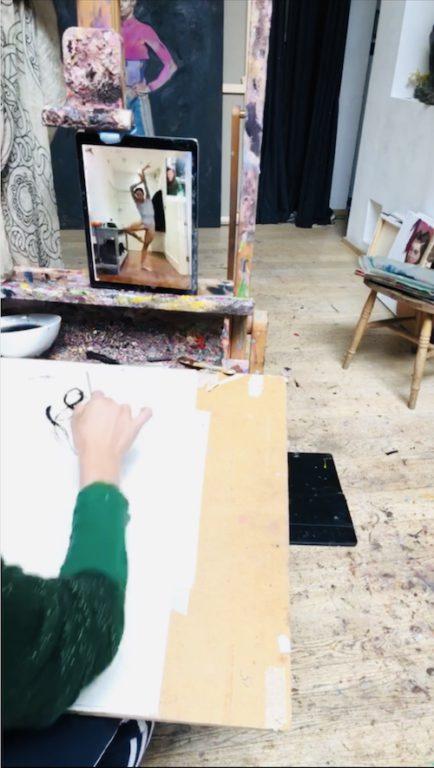 The Isolation Interviews - Francesca Hayward on Violet Book Online (en-GB)