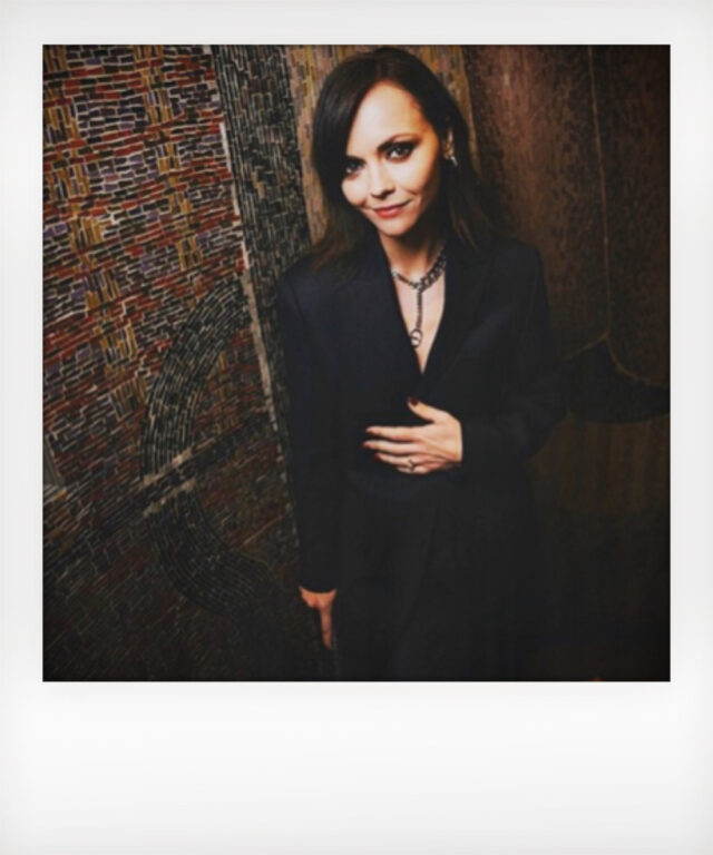 The Isolation Interviews - Christina Ricci on Violet Book Online (en-GB)