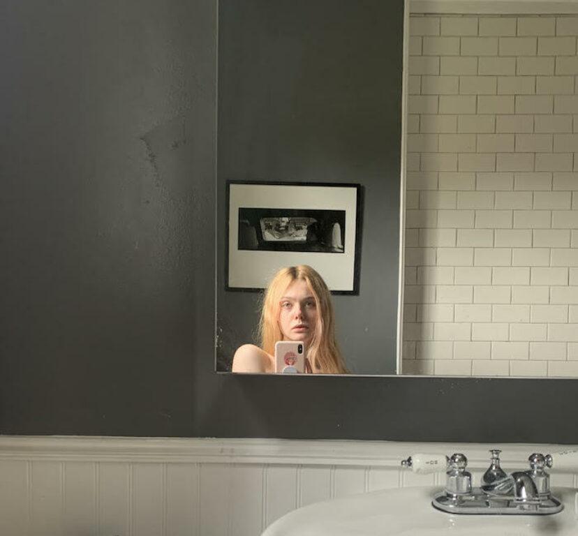 The Isolation Interviews - Elle Fanning on Violet Book Online (en-GB)