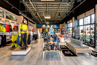 afa2ddff4 Salomon opens first own brand store in Japan | Amer Sports