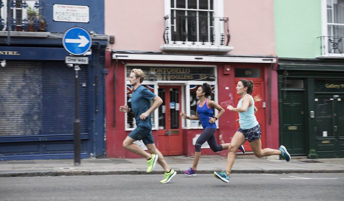 salomon running avenue