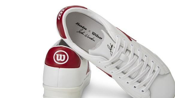 Wilson relaunches iconic John Wooden sneaker