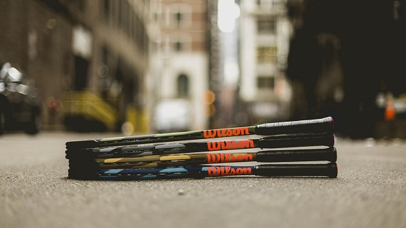 Product of the month: Camo Collection by Wilson Tennis
