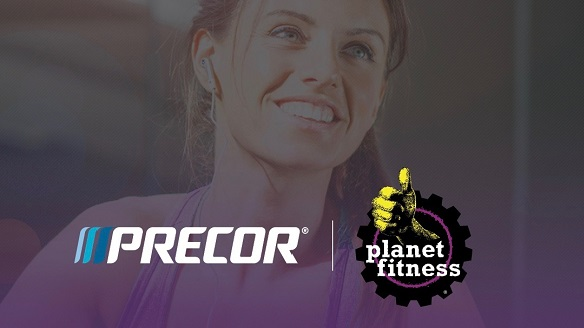 Precor wins major contract with Planet Fitness