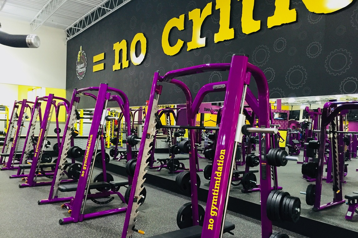 Precor Wins Major Contract With Planet Fitness Amer Sports