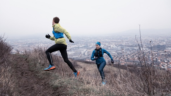 Product of the month: Salomon's Sense Ride for trail running