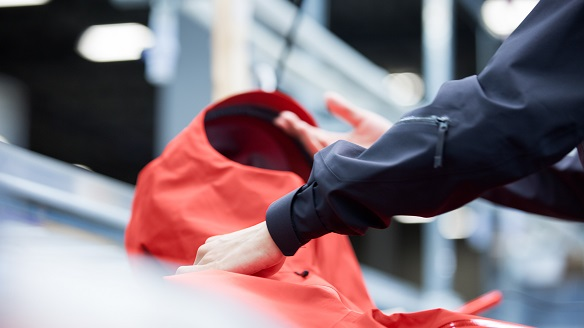 Apparel is the key driver in strategic transformation