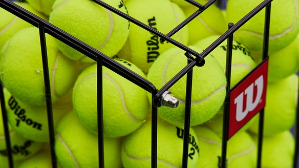 Wilson teams up with RecycleBalls to recycle 20 million tennis balls over next three years