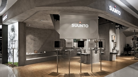 Online presence and brand store experience lead Suunto success in China