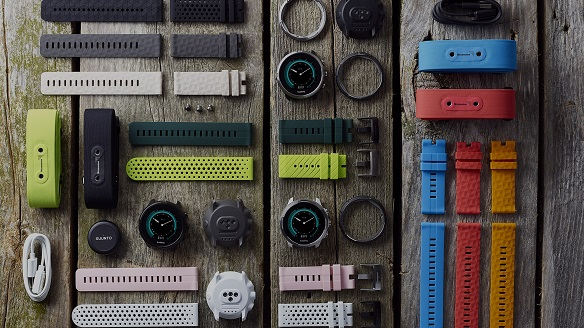 Product of the month: a customized Suunto watch