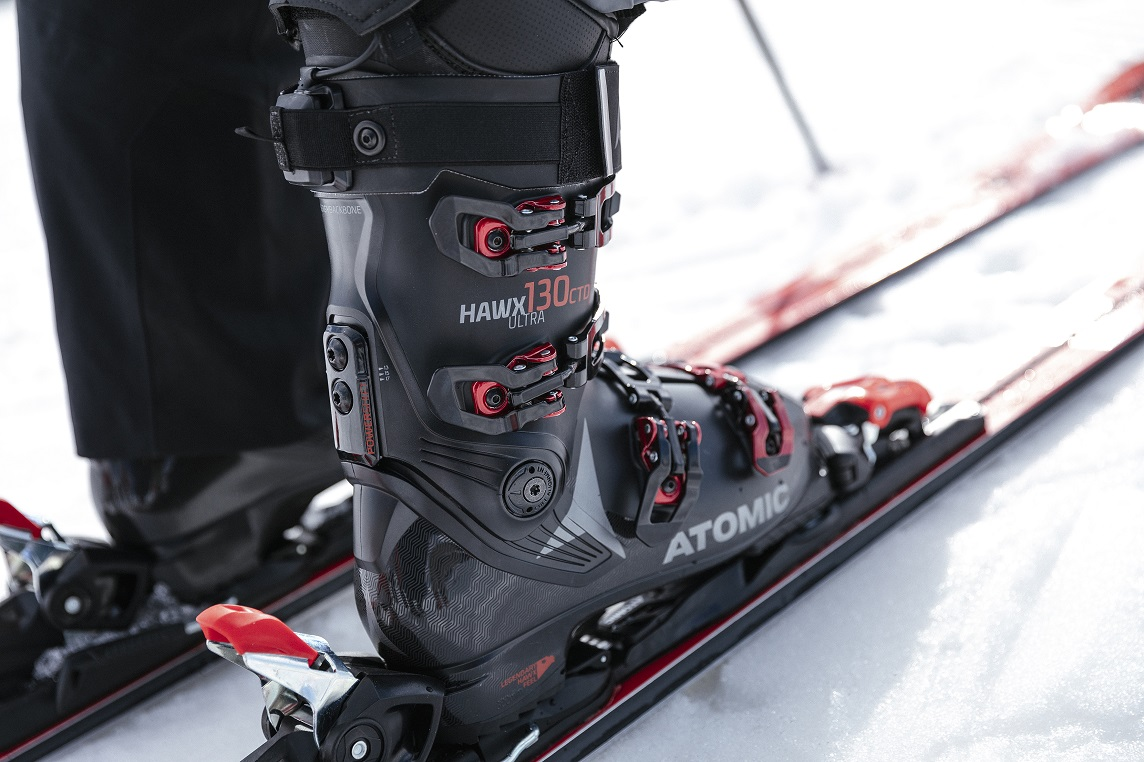 new concept 4b71a 03336 Atomic unveils new Hawx Ultra Connected Ski Boot | Amer Sports