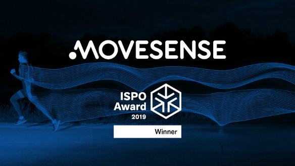 Movesense sensor platform awarded at ISPO
