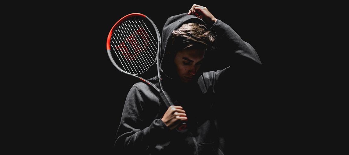 Wilson Tennis unveils innovative Clash tennis racket | Amer
