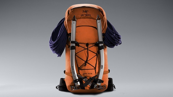 Product of the month: Arc'teryx Alpha AR 35 backpack