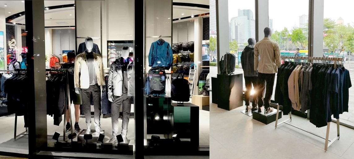 0d025fa72e Arc'teryx opens brand store in Guangzhou, China   Amer Sports
