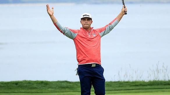 Wilson Golf Advisory Staff member Gary Woodland wins U.S. Open