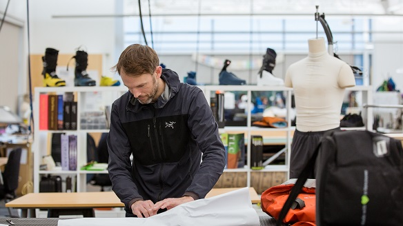 Arc'teryx announces Rock Solid Used Gear recommerce program dedicated to sustainability in design