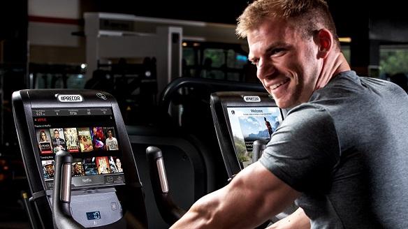 Precor and Preva achieve new milestone with 100,000 connected cardio consoles