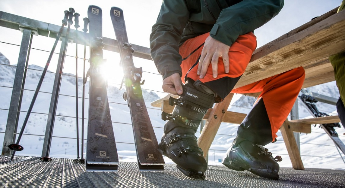 the best attitude hot sales on sale Salomon S/PRO Boot receives Gear of the Year Award from SKI ...