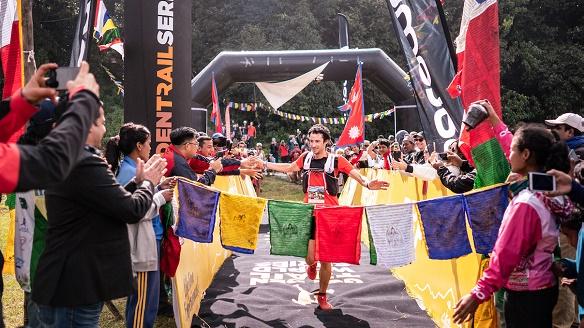 Kilian Jornet and Judith Wyder win Golden Trail World Series