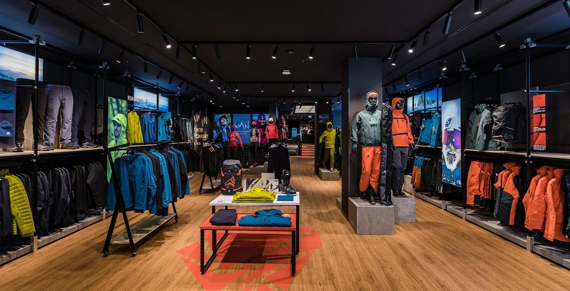 Salomon opens brand store in Paris – Amer Sports