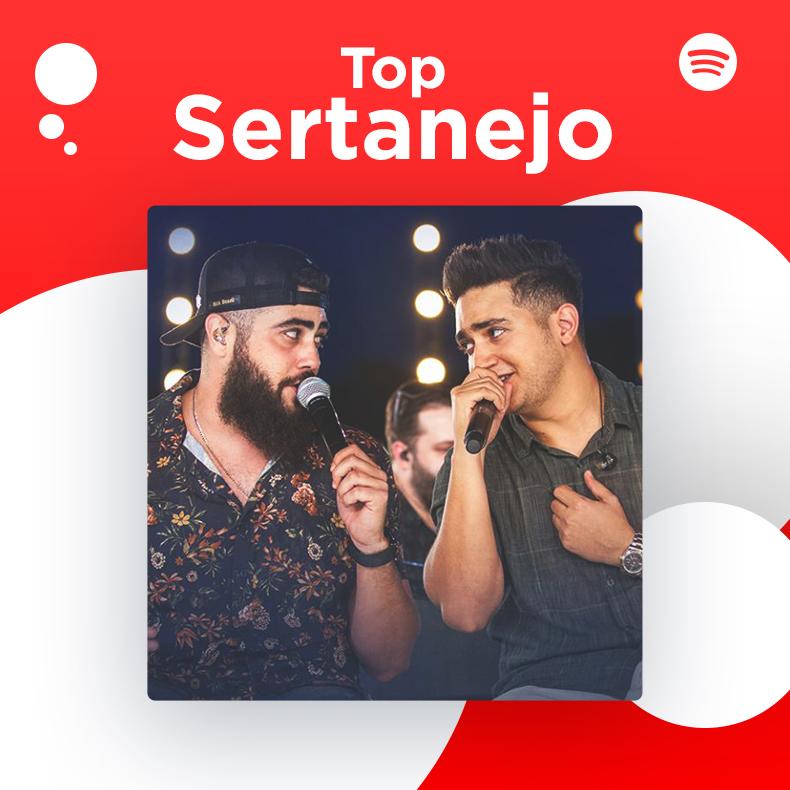 Top Sertanejo - As Melhores