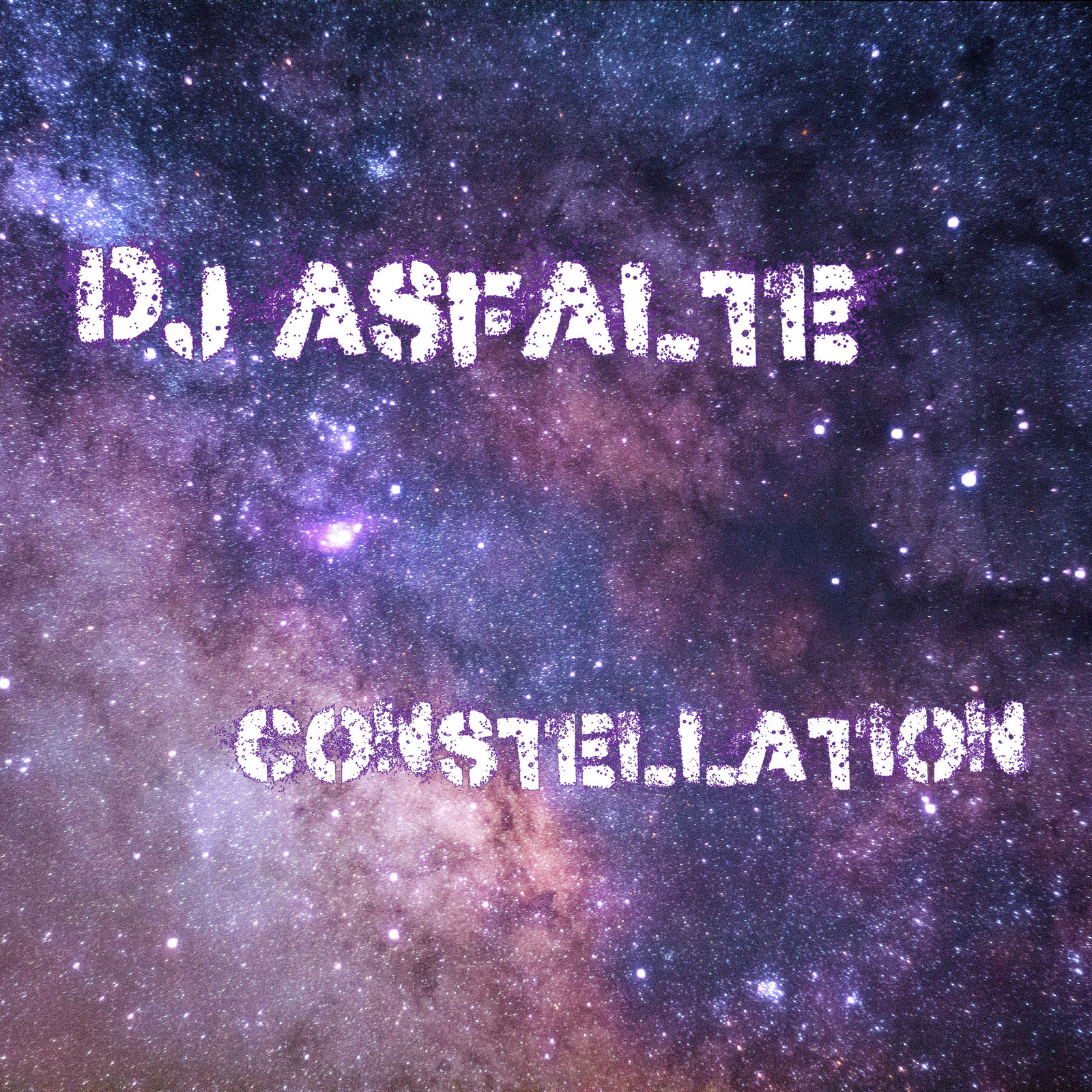 DJ Asfalte - Constellation