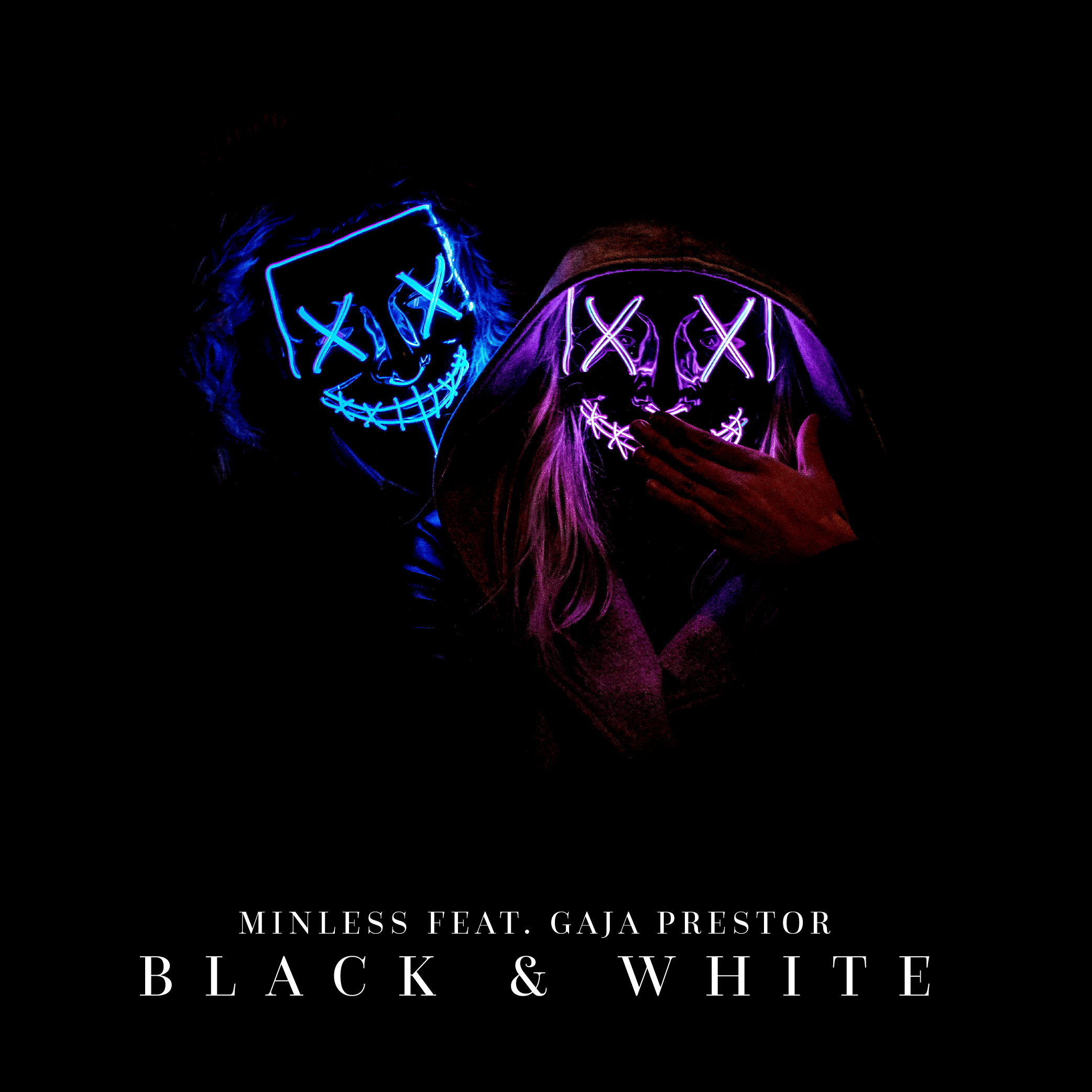 Minless - Black & White (feat. Gaja Prestor)