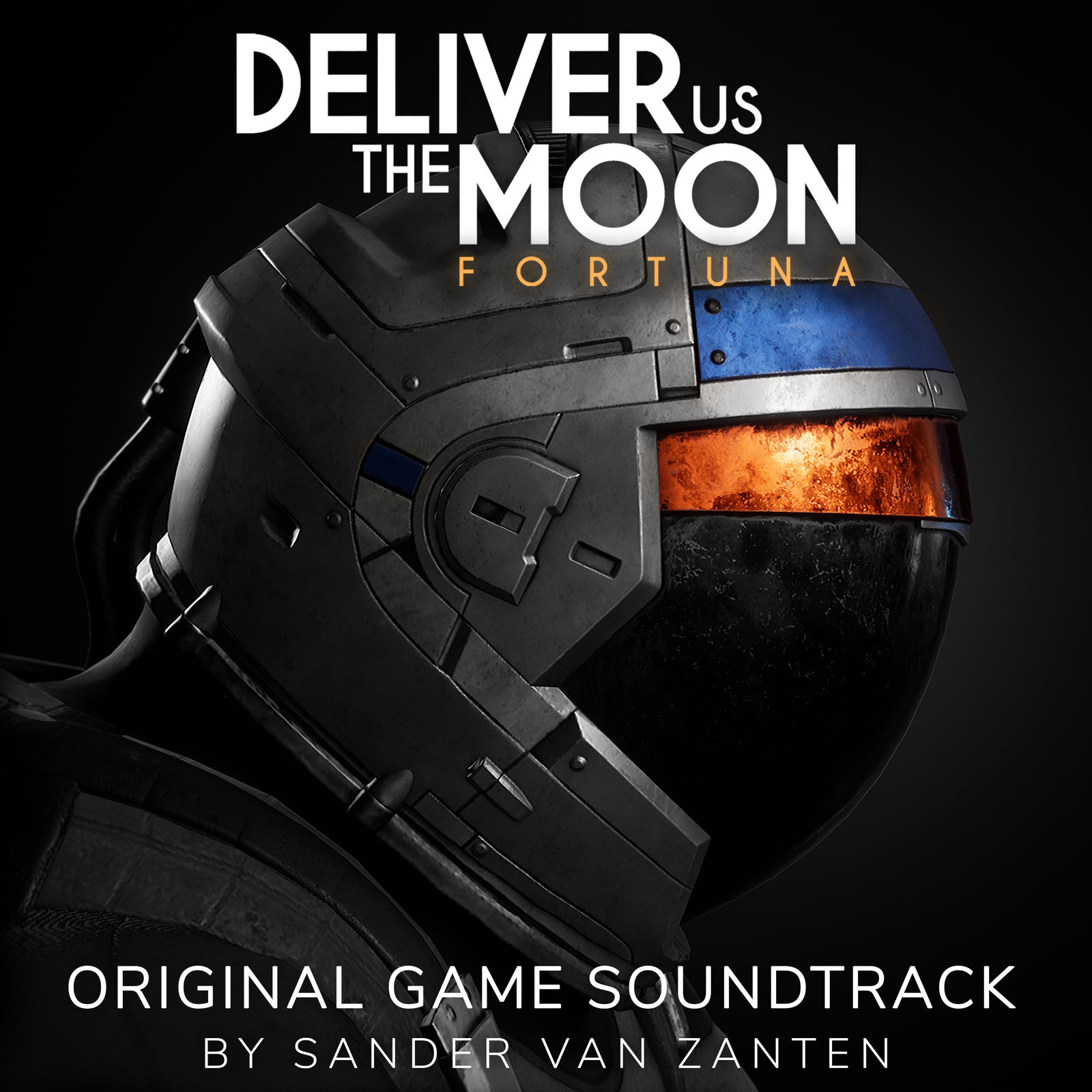 Sander van Zanten - Deliver Us The Moon OST