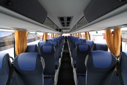 Stoelen touringcar Volvo 50-62