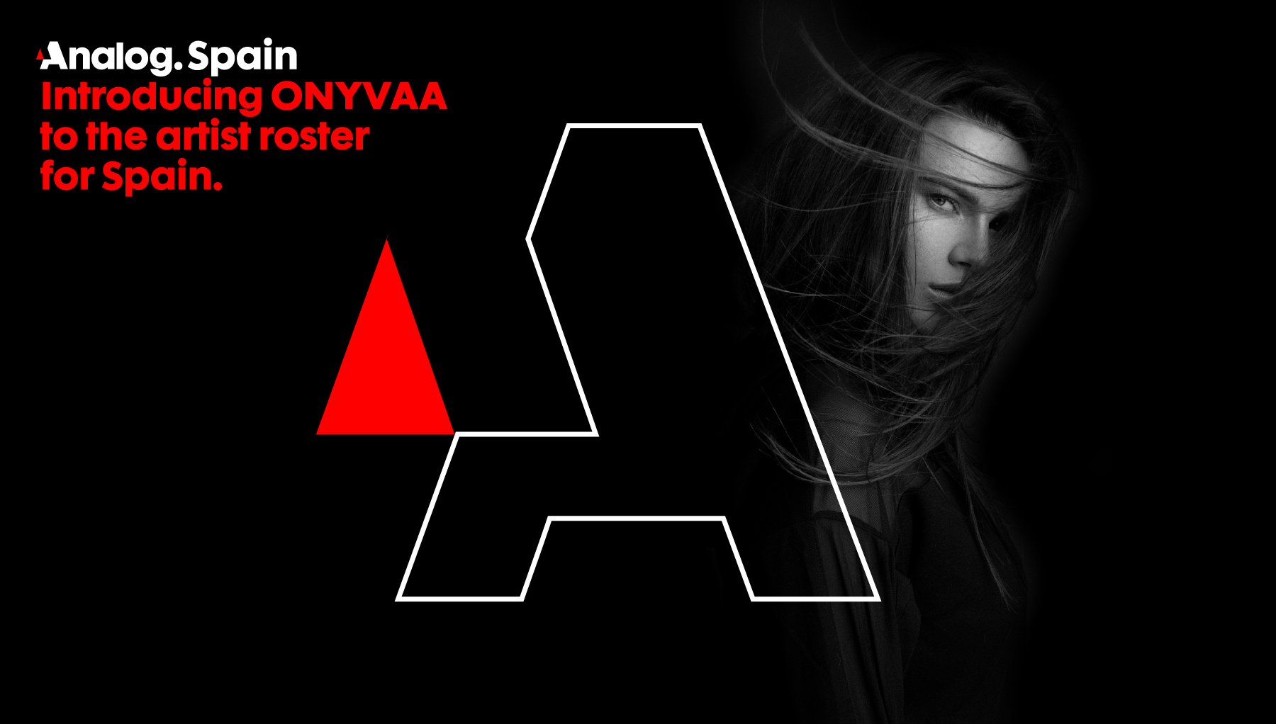 Introducing Onyvaa To The Artist Roster For Analog Spain