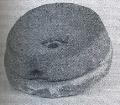Figure 4 une meule de bavay