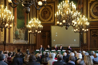 le salon d'honneur de la Sorbonne web