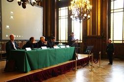 Réception de Marie Claire Théry-Hugly comme membre titulaire de l'académie web