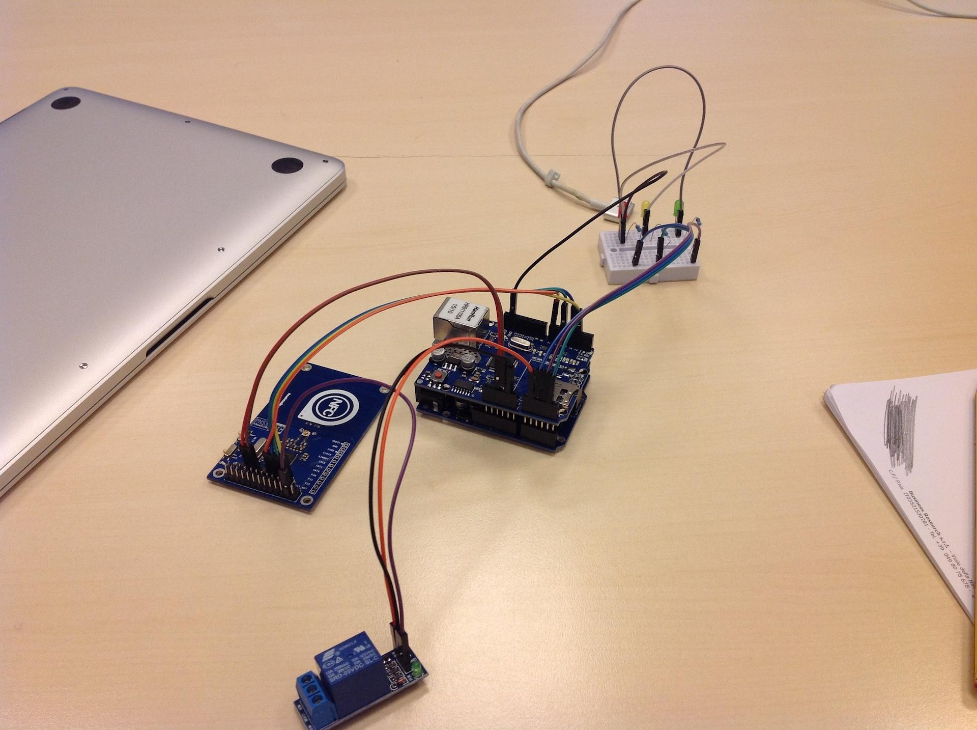 IoT con Arduino Progetto Completo