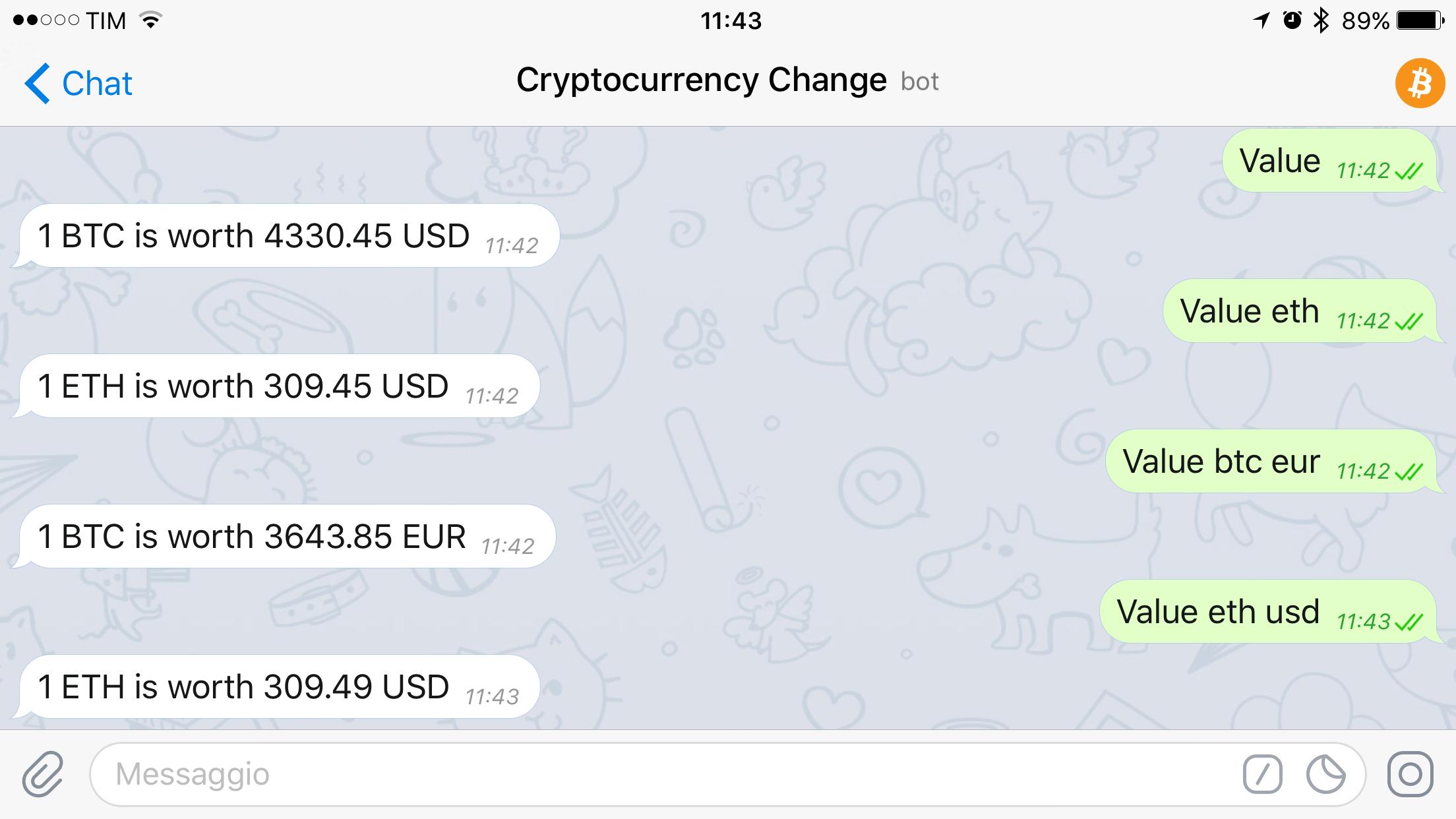 Bot Telegram Finito