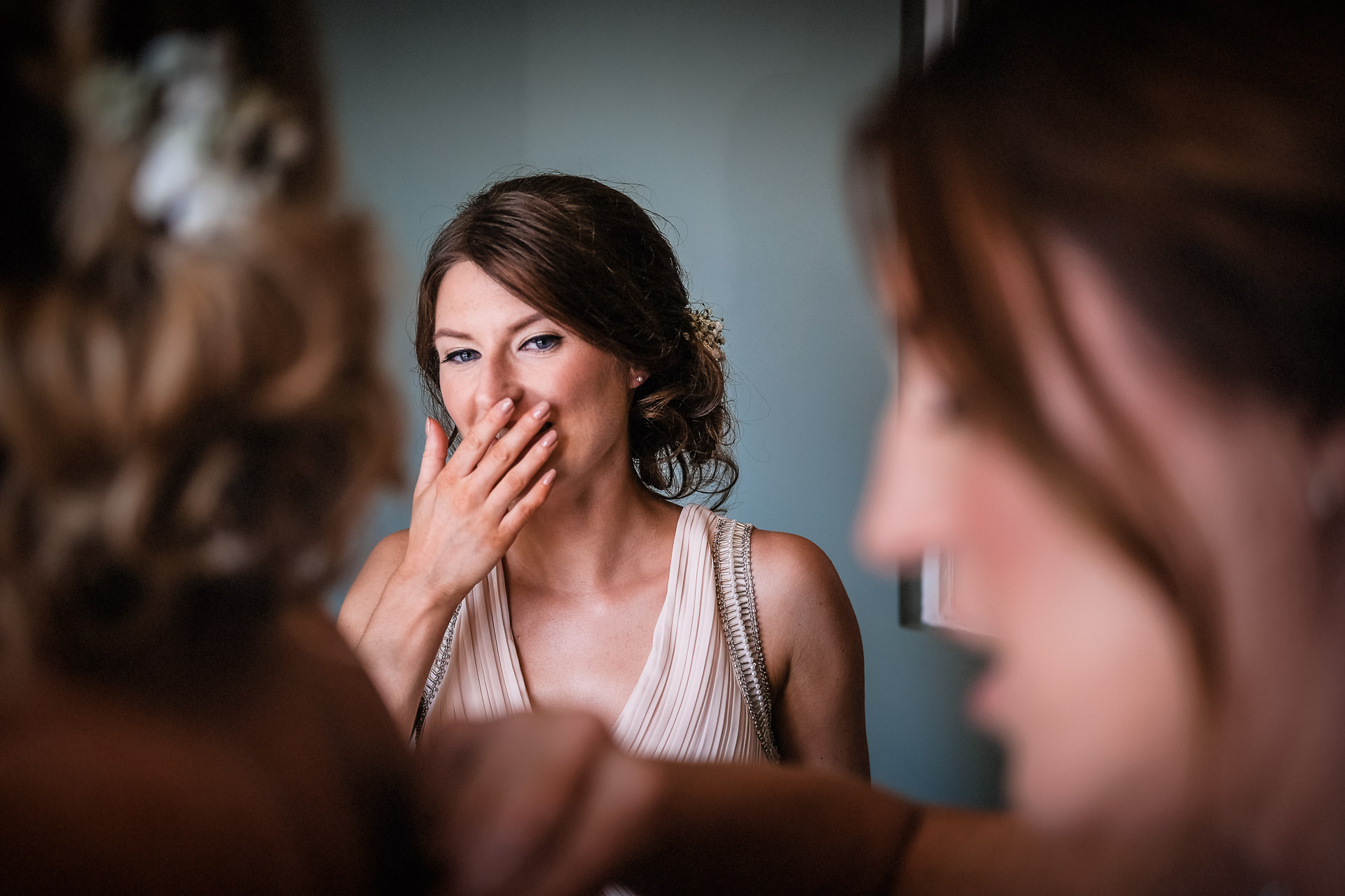 The Bell Ticehurst and relaxed documentary wedding photography