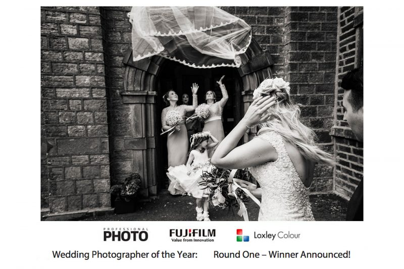 Wedding Photographer of the Year 2018 Andrew Billington