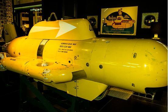 M&O Yellow Submarine