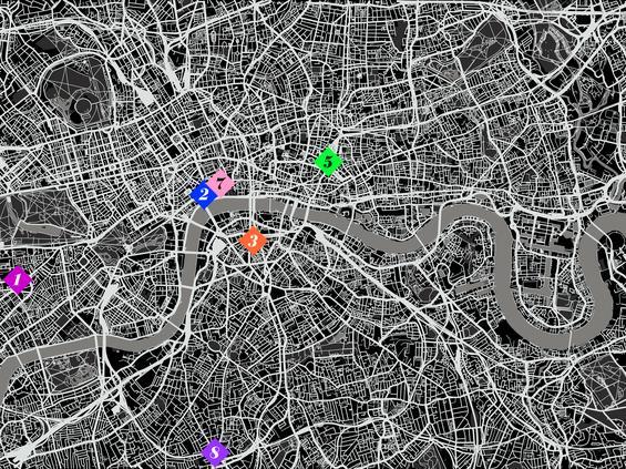 London_Design_Festival_Map