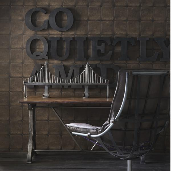 Colonial_Leather_Wallpaper_Deconstructed_Carlotta_Chair_lifestyle